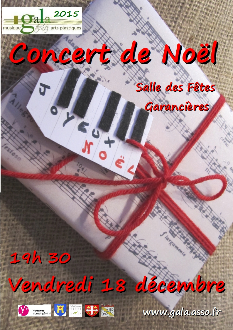 2015 12 Concert Noël Gala